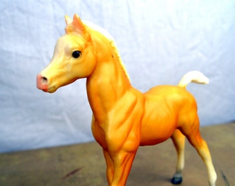Vintage Breyer Horses - Palomino Colt