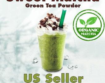 Sweet Matcha Green Tea - FREE Shipping