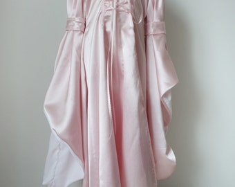 Light Pink Renaissance Princess Dress