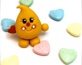 VALENTINE'S DAY Parker - Polymer Clay Character Figurine
