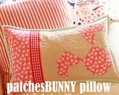 patchesBUNNY pillow pattern by emily ann's kloset