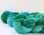 TURIN - DOLPHIN Ramie Silk and Wool yarn 100gr CoNo.T11