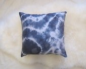 Silk Tie Dye Pillow