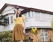 Meadow Skirt - Handmade by Alice