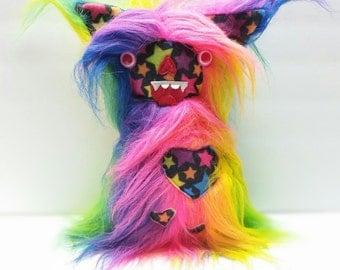 RainbowExplosion Valentine cat