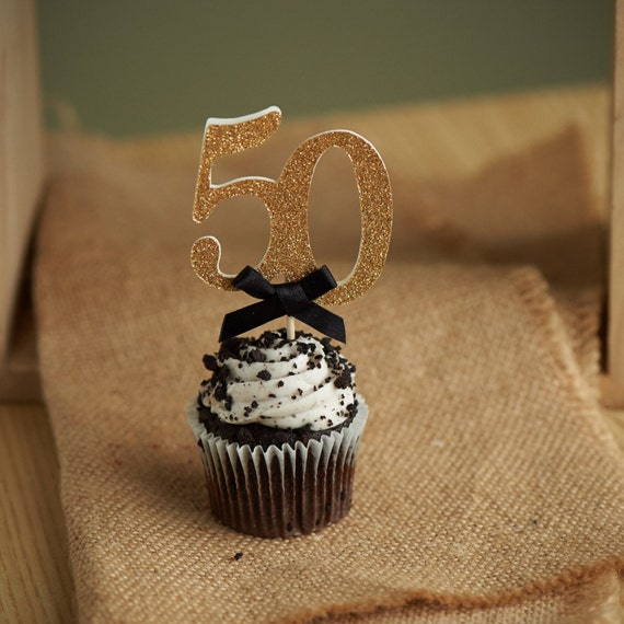 50th Birthday Party Ideas. Handcrafted In 3-5 Business