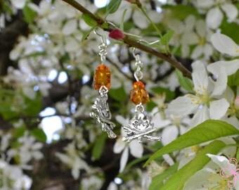 Fire Earrings
