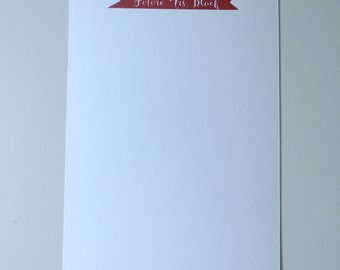 Personalized Stationery - Banner 5