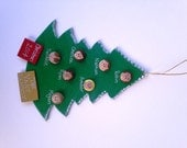 Personalized Family Christmas Ornaments 5-12 Faces