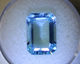 Topaz Blue Gemstone 8cts 16111499