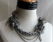 QUICKSILVER #2 Wearable Art Necklace