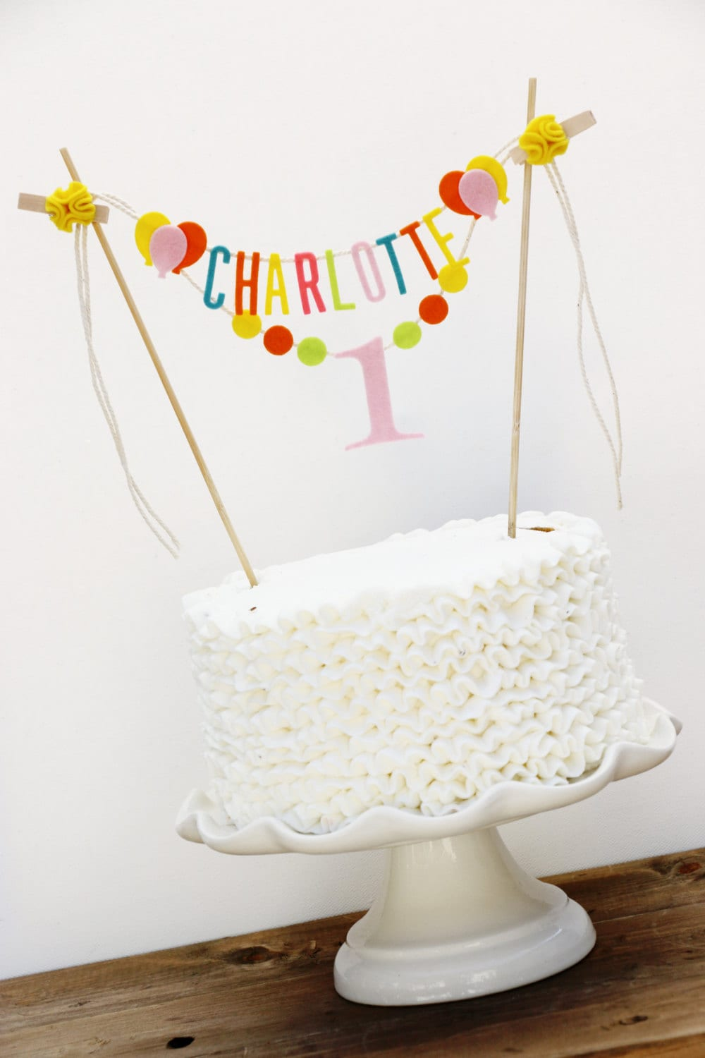 Exhilarating image intended for cake banner printable
