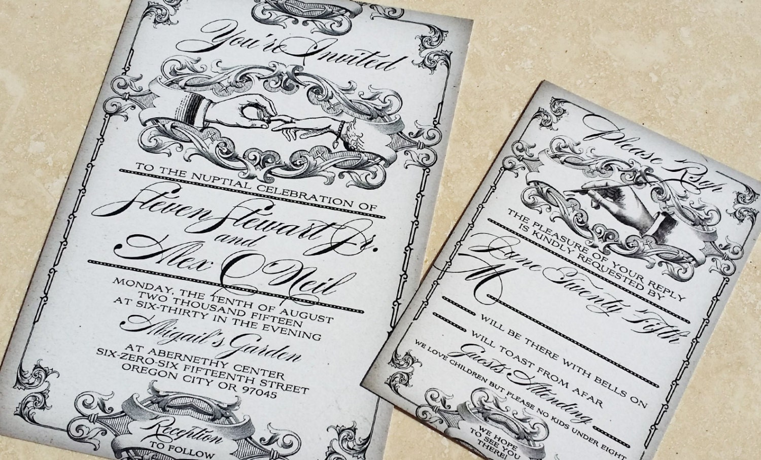 Great Wedding Invites: NEW Puttin On The Ritz Great Gatsby Themed Wedding