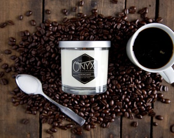 7 oz. Americano Coffee Scented Soy Candle