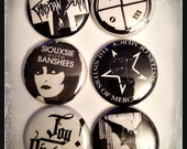 "Forever Goth 1"" Button Choose Your Own"