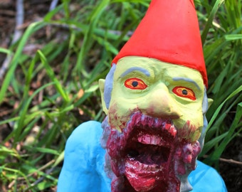 Zombie Gnomes: David the Double Damned