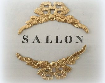 French Ribbon Bow (3 pc)