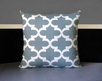 """Gray Fynn Indian Pillow Cover 20"""" x 20"""""""