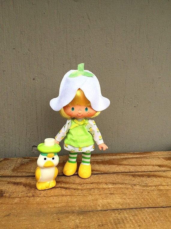 Mint Tulip Doll with Marsh Mallard Duck by ...