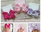 Newborn girl hat Newborn hospital hat Newborn baby hat Baby girl hat Newborn beanie Nursery hat