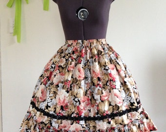 Daphne Classic Lolita Skirt