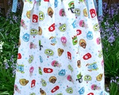 Yo Gabba Gabba Toddler Girl Sundress One Size Fits 2-4T