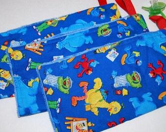 Sesame Street Fabric Etsy