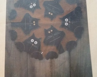 Penny Paws Lake View Primitives Quilt Pattern