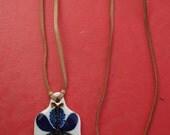 Ursula Danmark Ceramic Pendant Necklace