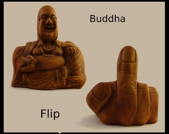 The Buddha Flip
