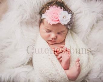 Baby Headbands, Baby Girl Headband, Baby Bows Headband, Infant Headband, Head band, Newborn Headband, Bow Headband, Newborn Photography Prop