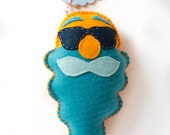 Plush Toy - Mini Beard Man