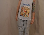 Straight Ballin' Vintage 80's/90's Bowling Tank Top / XL