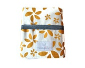 SALE Honey Floral Travel Changing Pad - Baby Changing Pad - Waterproof Changing Pad - Baby Accessories SKU: CG0002FLH