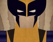 Minimal Heroes: Wolverine
