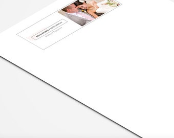 Photography Letterhead Template - SOHO Studio - 1371