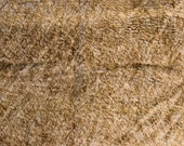 Brown Wolf Faux Fur Fabric by the yard for costume, throws, home furnishing, photo props - 1 Yard Style 5014