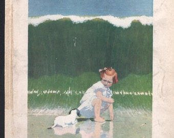 Vintage Magazine Cover, Life  September 2, 1915  (332)