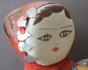 Turkish Folk Doll