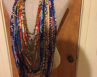 Loincloth Twine necklace