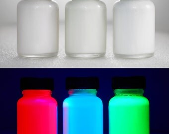 Water Based Transparent UV Reactive Paint