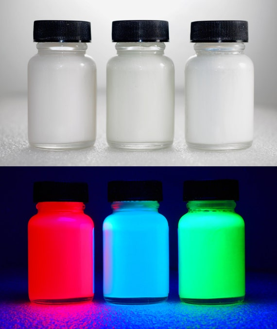 Uv Reactive Paint White