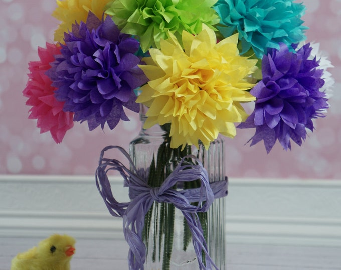 Spring Bouquet-Bright Colors