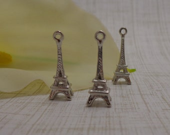 10 Eiffel Tower Paris Charm