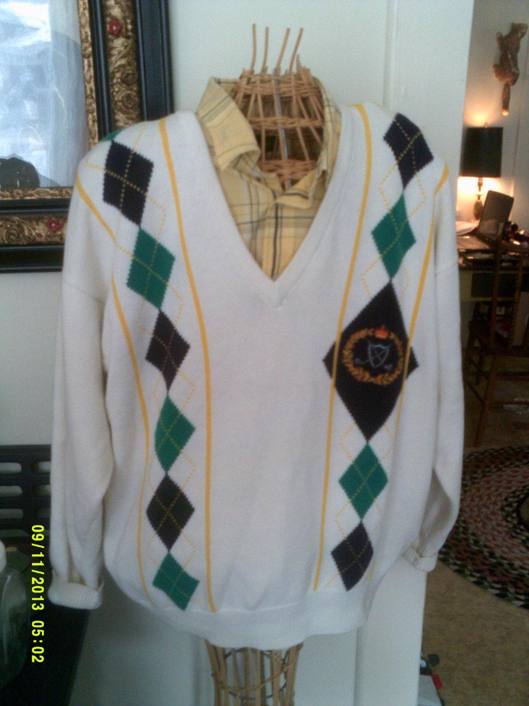 Pringle Sweaters Mens Golf