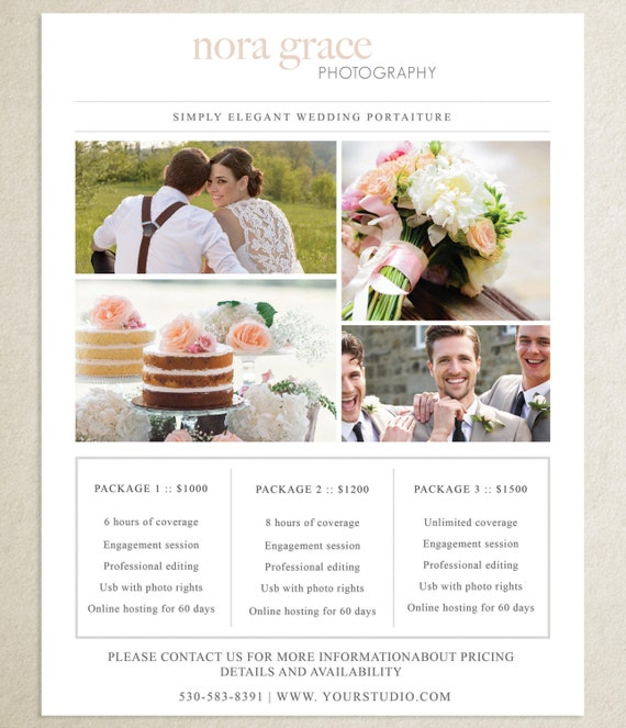 wedding photographer pricing guide welcome by