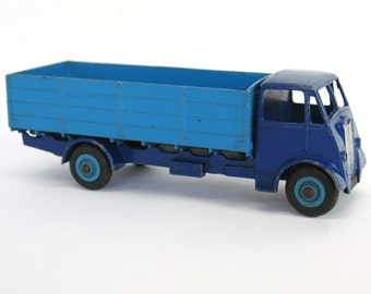 Toy Cars Toy Trucks Dinky Toy Truck Guy 4 Ton Blue 511 Toy Cars Push Pull Toys Games Vehicles