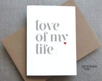 Love Card, Anniversary Card, Wedding Card, Valentine Card