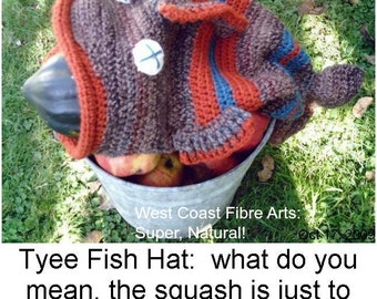 Tyee Fish Hat