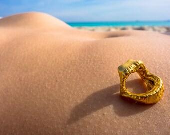 SharkLips Ring